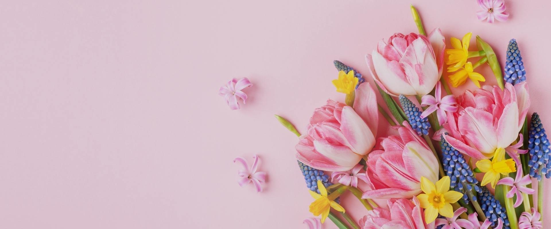 Ανοιξιάτικες Δημιουργίες Le Fleuriste